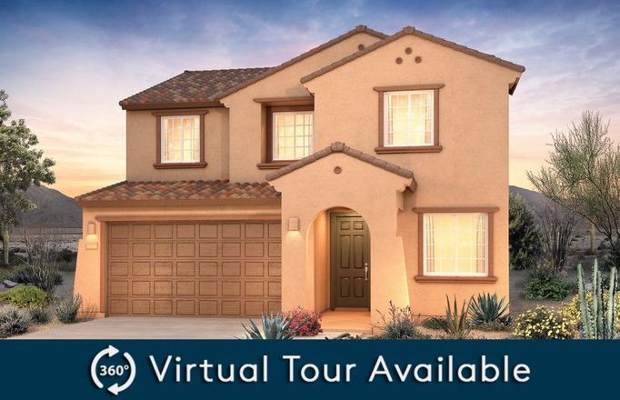 Ready To Build Home In Canyon Views Community