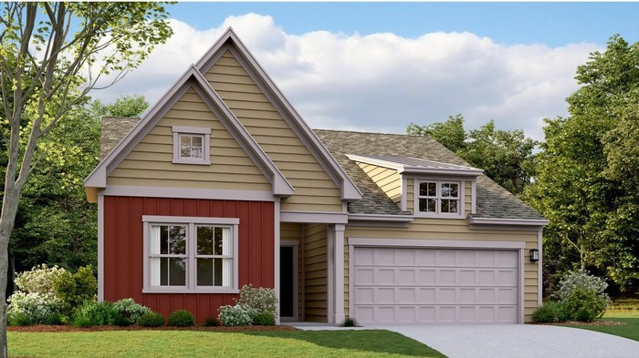 Ready To Build Home In Imagery - Grove Community