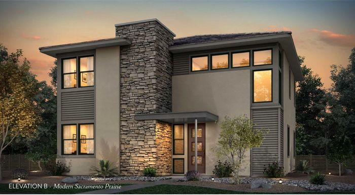 Ready To Build Home In Sutter Park-The Classics Community