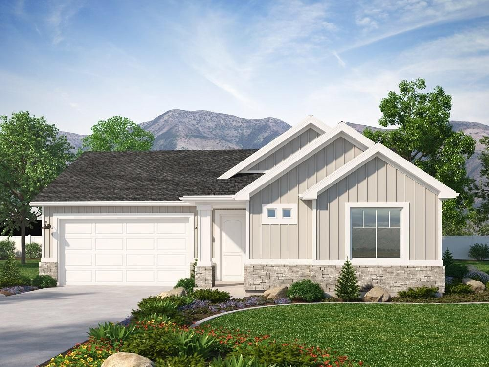 Ready To Build Home In The Cove - Active Adult Homes Community