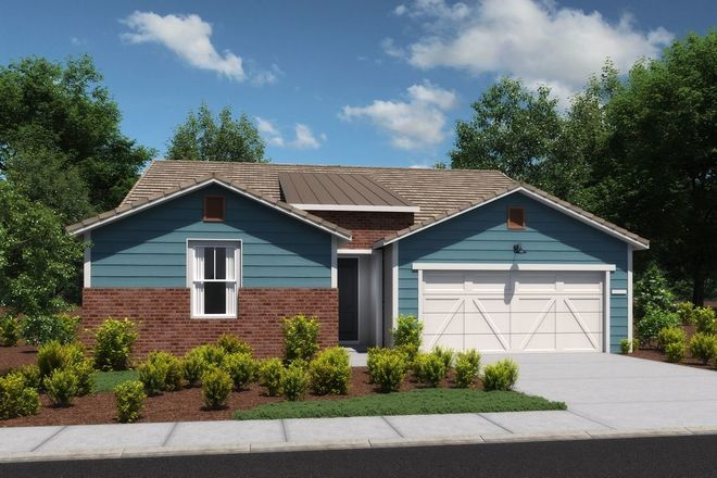 Ready To Build Home In Encantada at Vineyard Terrace Community