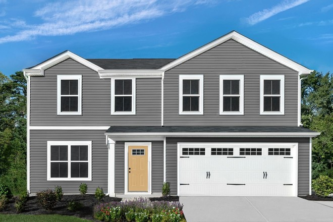 Ready To Build Home In Regatta at Light's Hill Community