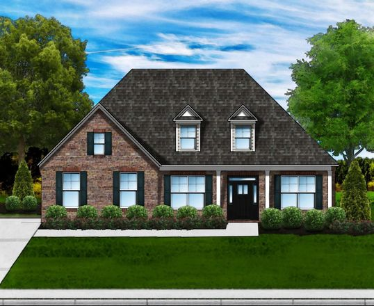 Ready To Build Home In Wild Wing Plantation Community