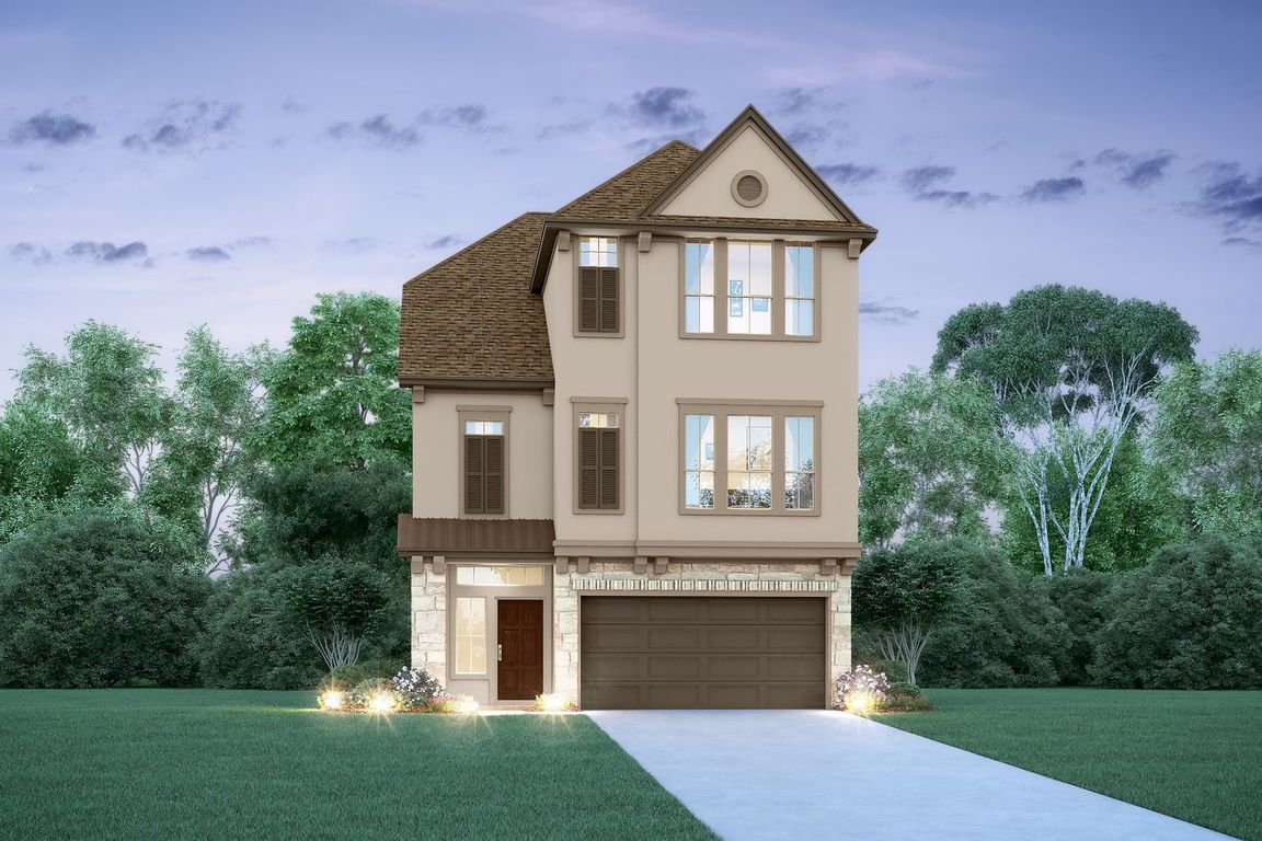 Ready To Build Home In Centrepark Terrace Community