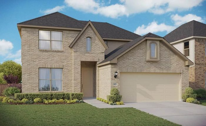 Ready To Build Home In Wellington Community