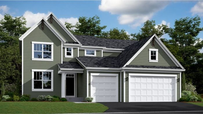 Ready To Build Home In Summerlyn - Landmark Collection Community