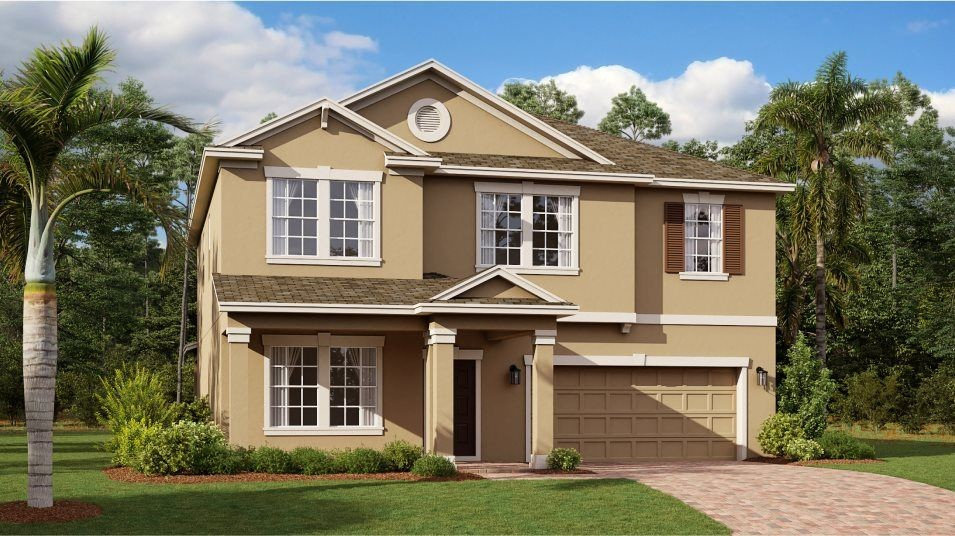 Ready To Build Home In Hanover Lakes - Cottage Collection Community