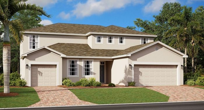 Ready To Build Home In Hanover Lakes - Harbor Collection Community