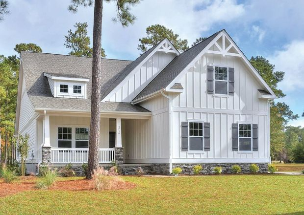 Ready To Build Home In True Homes On Your Lot - Arbor Creek Community