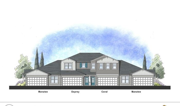 Ready To Build Home In Beacon Lake Townhomes - Harborside Community