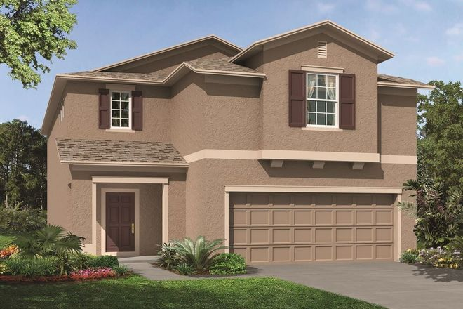 Ready To Build Home In Morris Bridge Manors Community