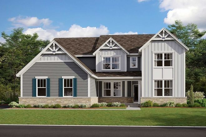 Ready To Build Home In Tallgrass Community