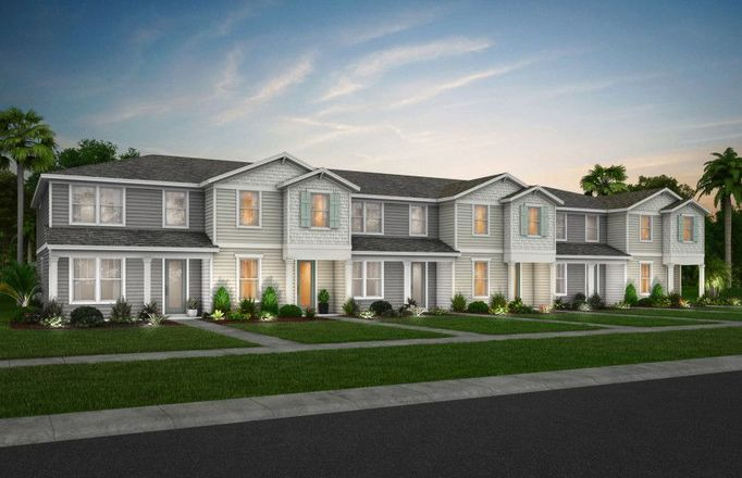 Ready To Build Home In Pinewood Reserve Community
