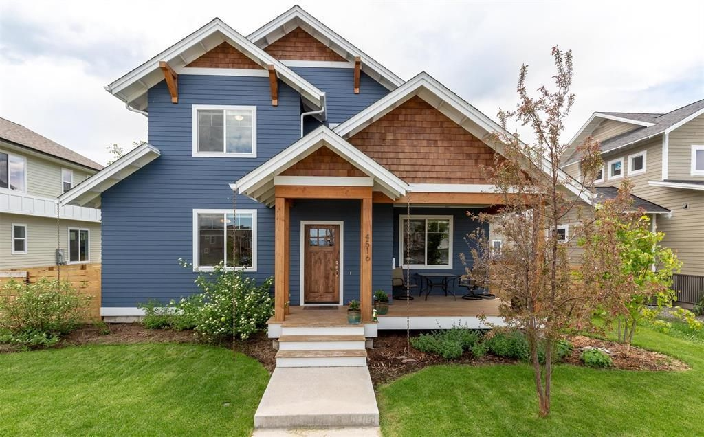 4516 BEMBRICK STREET Bozeman MT 59718 id-622476 homes for sale