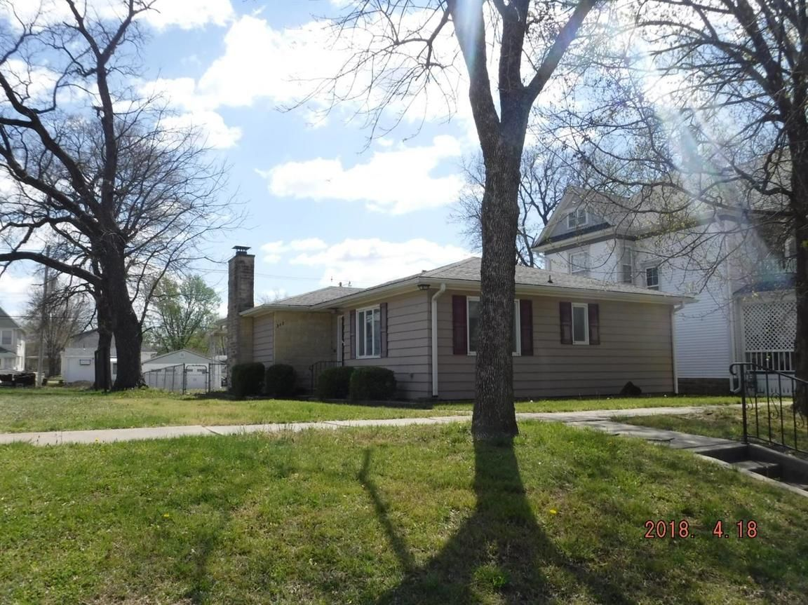 312 SOUTH PENN AVENUE Independence KS 67301 id-215713 homes for sale