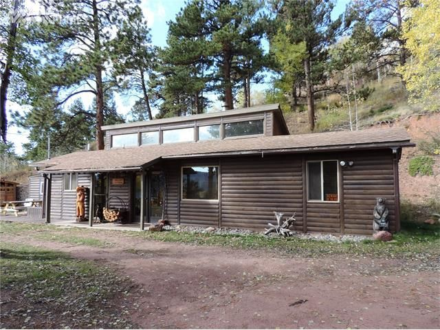 Woodland Park CO Homes For Sale Real Estate At