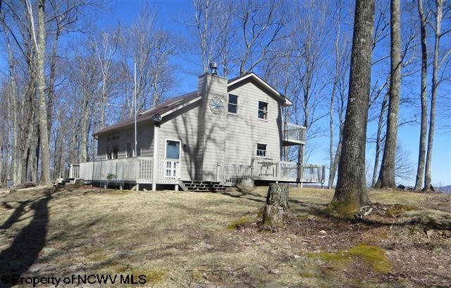 656 FOREST CABIN ROAD Huttonsville WV 26273 id-14548 homes for sale