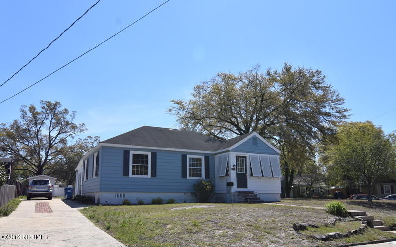 504 WOODLAWN AVENUE Wilmington NC 28401 id-507774 homes for sale