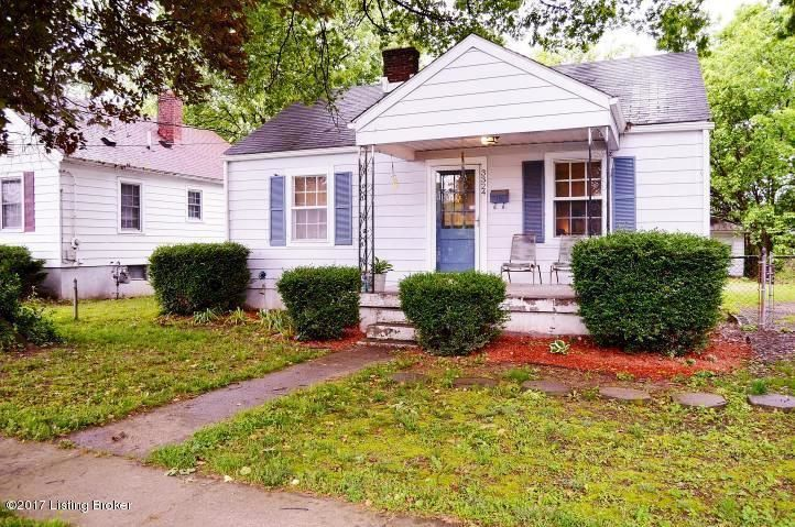 3324 LESTER AVE Louisville KY 40215 id-174485 homes for sale