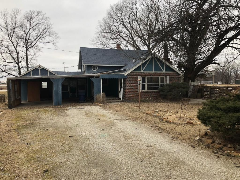1601 LINCOLN AVENUE Baxter Springs KS 66713 id-414353 homes for sale