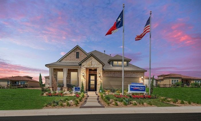 Ready To Build Home In Campanas at Cibolo Canyons Community