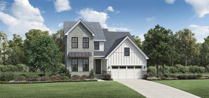 Ready To Build Home In Reserve at West Bloomfield Community