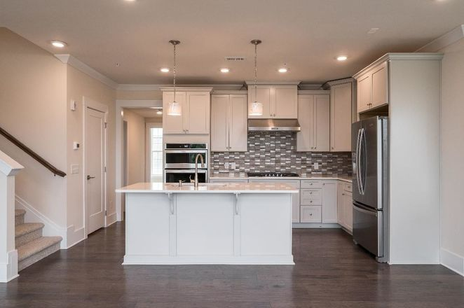 Move In Ready New Home In The Cottages at Brier Creek Community