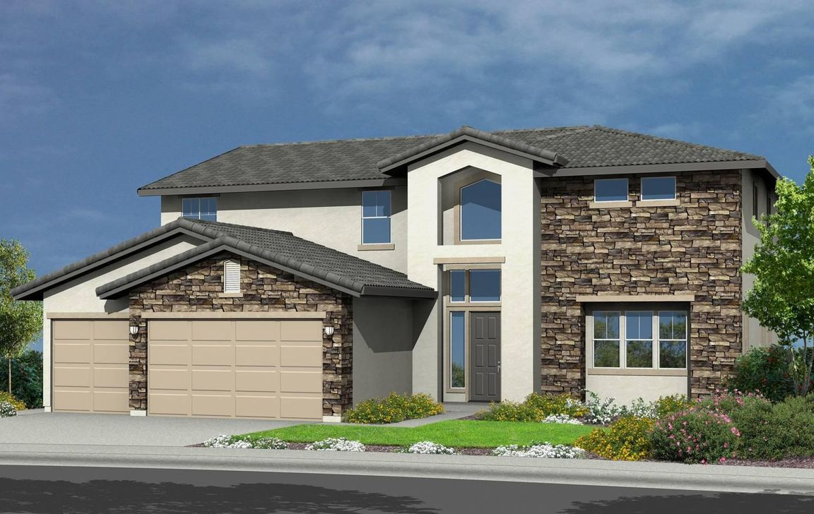 Ready To Build Home In Heritage at Gum Ranch in Fair Oaks Community