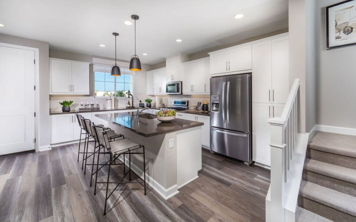 Ready To Build Home In Citrus at Canvas Park Collection at New Haven Community