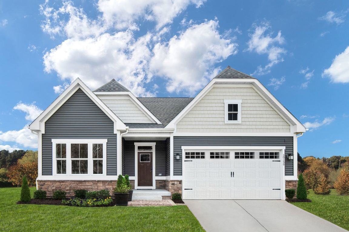 Ready To Build Home In Fountains at Edgewood Community