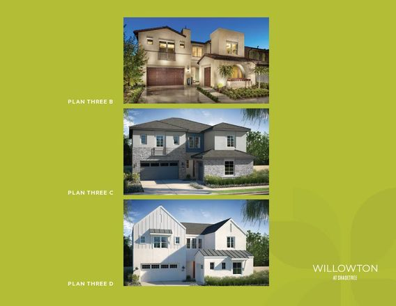 Ready To Build Home In Willowton Community
