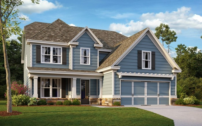 Ready To Build Home In NatureWalk at Seven Hills Community