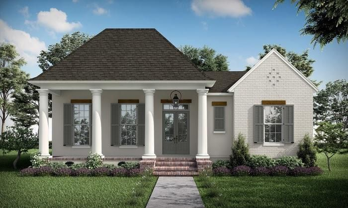 Ready To Build Home In Terrabella Community