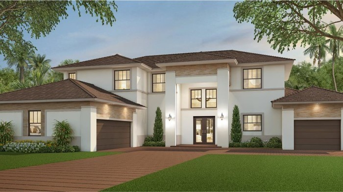 Ready To Build Home In Sierra Ranches Community