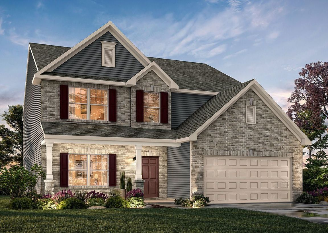 Ready To Build Home In Reagan Village Community