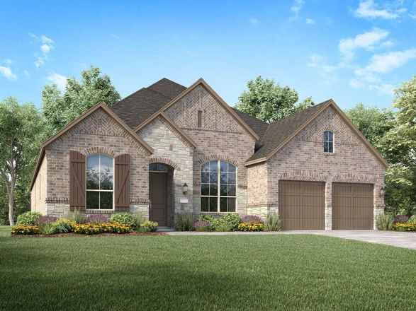 Ready To Build Home In Parten: 75ft. lots Community