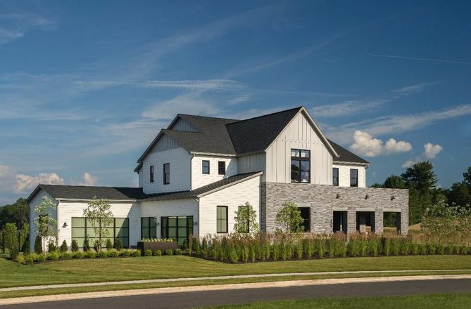 Ready To Build Home In Arden Community