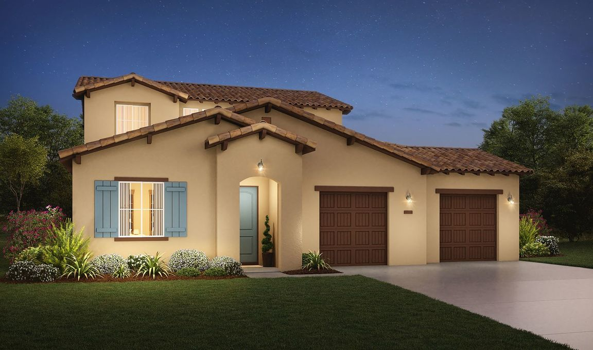 Ready To Build Home In Creekside Preserve Community