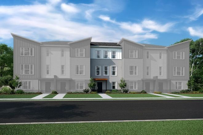 Ready To Build Home In Bolton Square at Central State Community