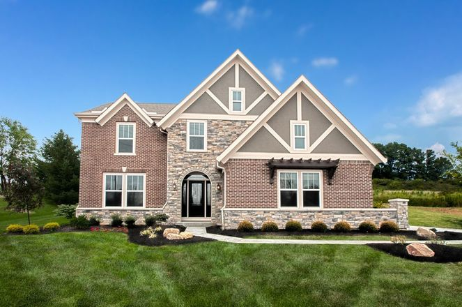Ready To Build Home In The Estates and Meadows at Floyds Fork Community