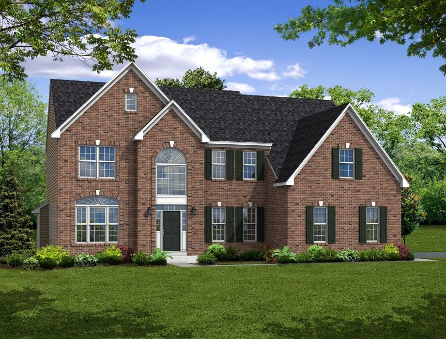 Ready To Build Home In Mill Ridge Community
