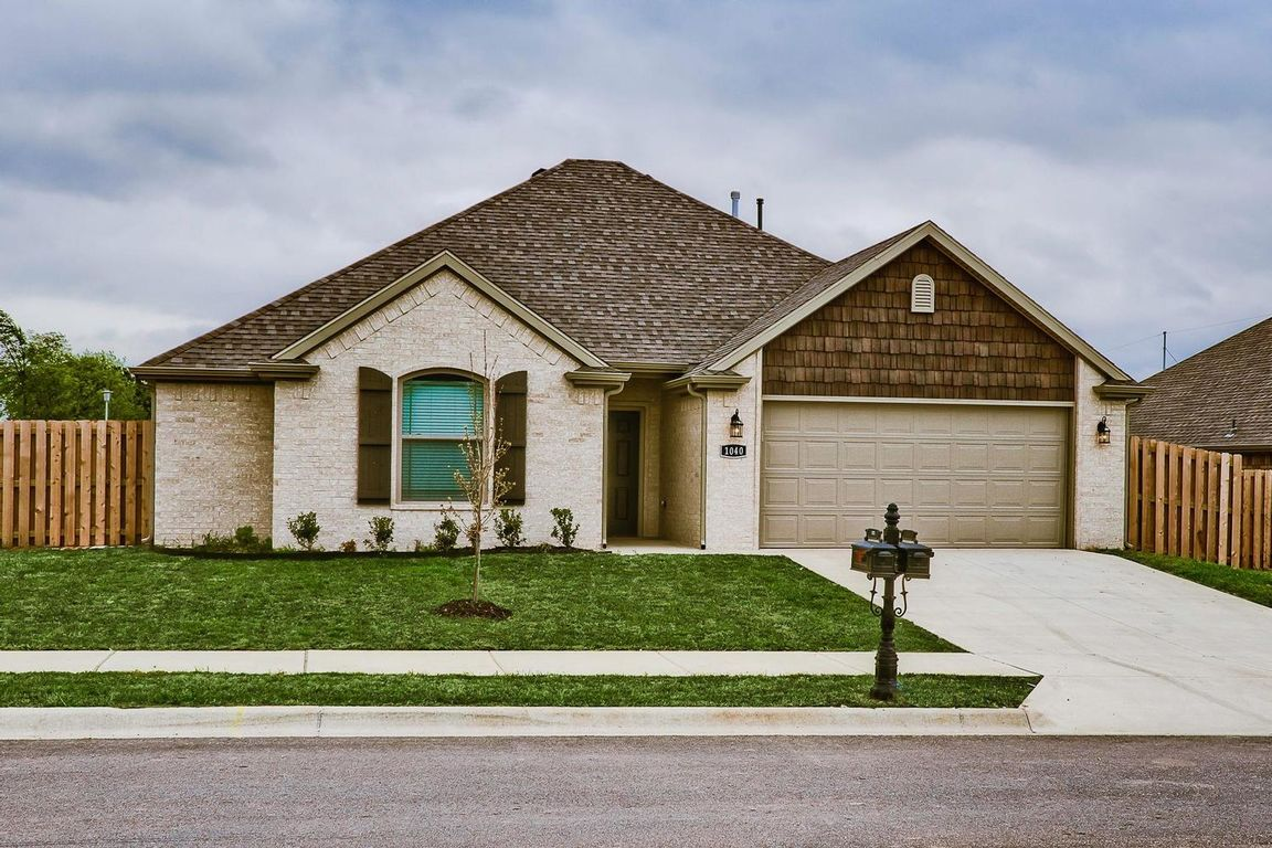 Ready To Build Home In Southwinds Community