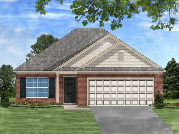 Ready To Build Home In Autumn Woods West Community