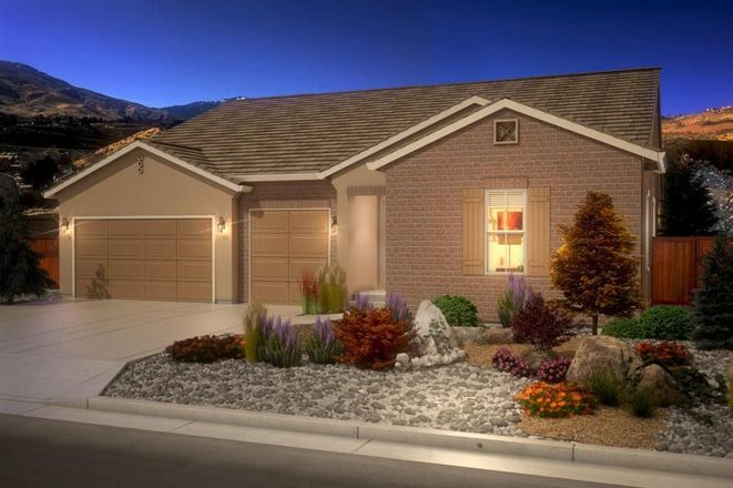 Ready To Build Home In Sunset Bluffs Community