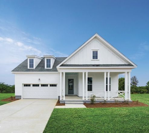 Ready To Build Home In Bennett's Bluff Community