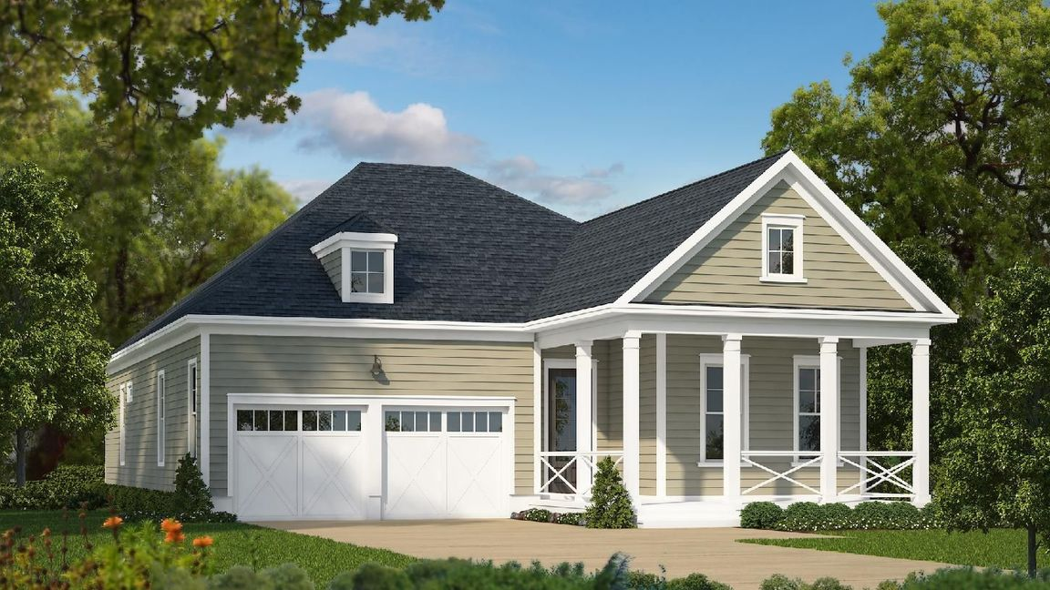 Ready To Build Home In Carnes Crossroads Community