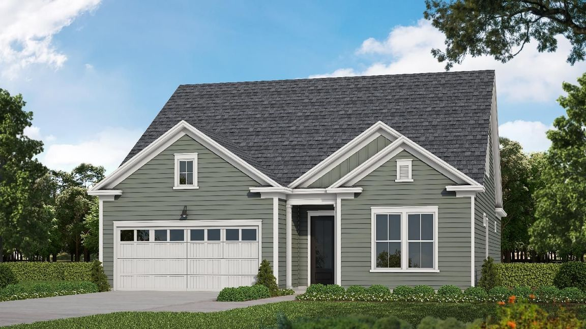 Ready To Build Home In Wren Bay Community