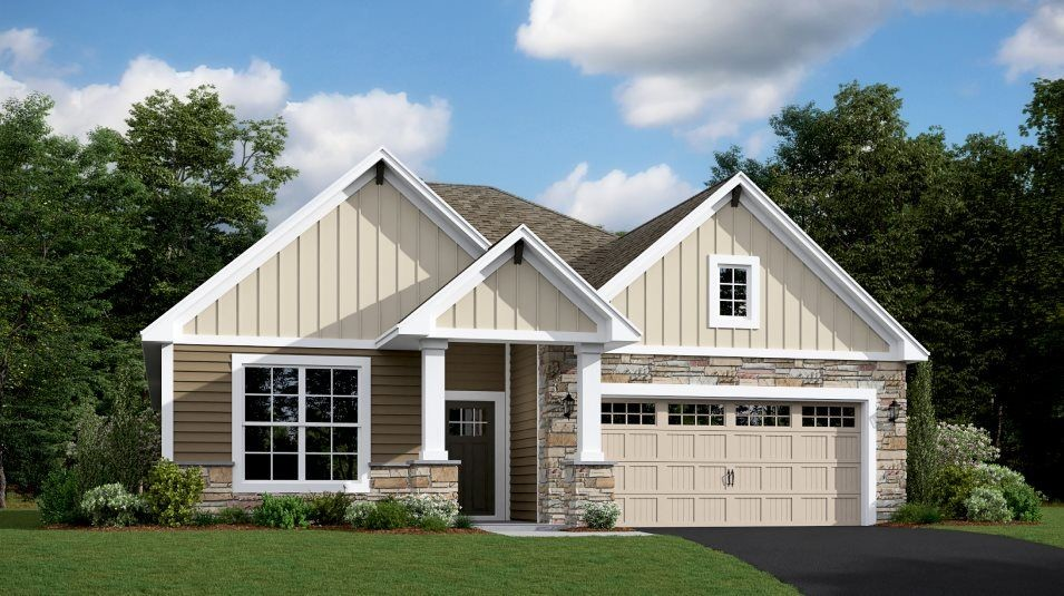 Ready To Build Home In Calarosa - Lifestyle Villa Collection Community