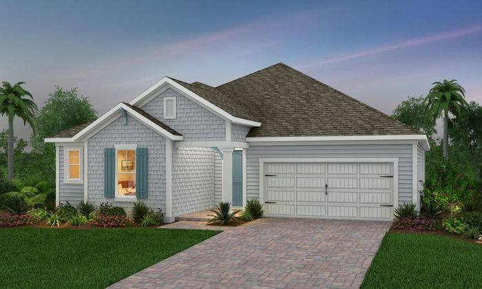 Ready To Build Home In Palencia - Palencia 60' Imperial Collection Community