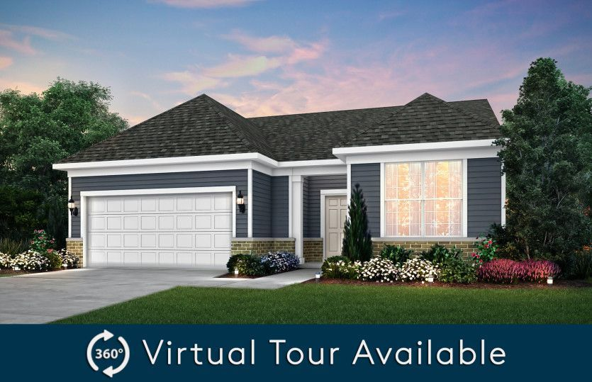 Ready To Build Home In Liberty Green Community